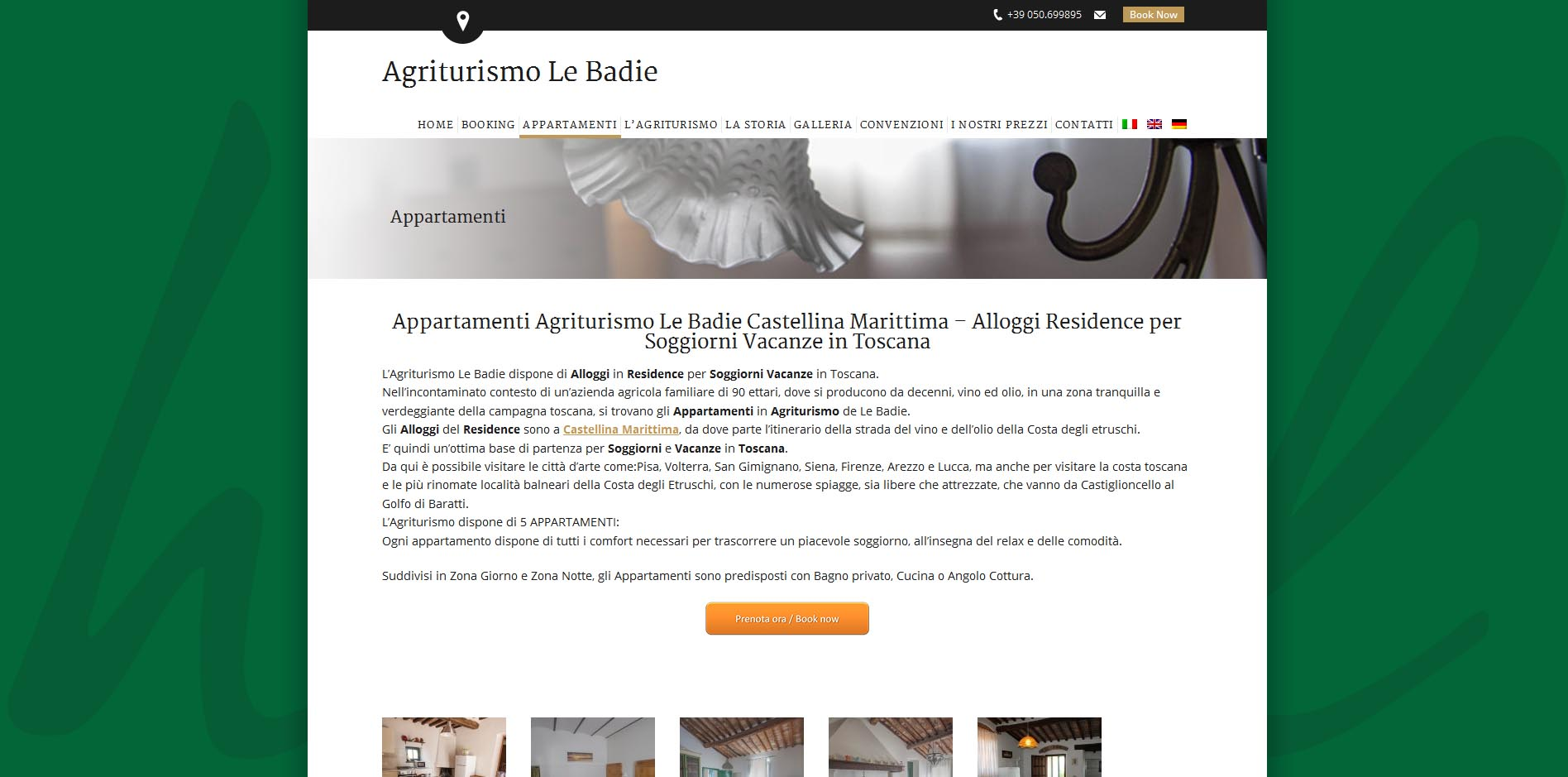 Agriturismo Le Badie