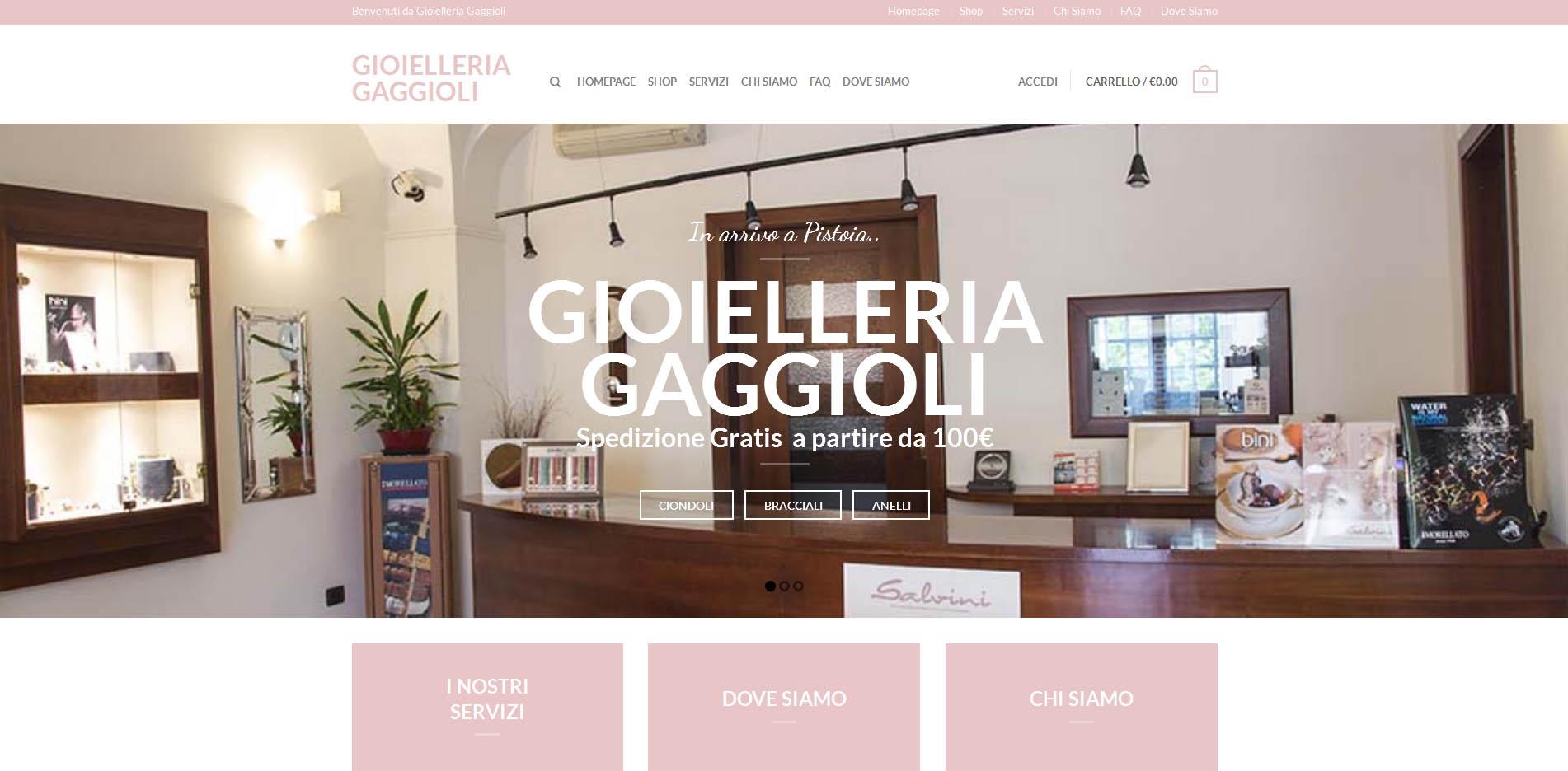 Gioielleria Gaggioli