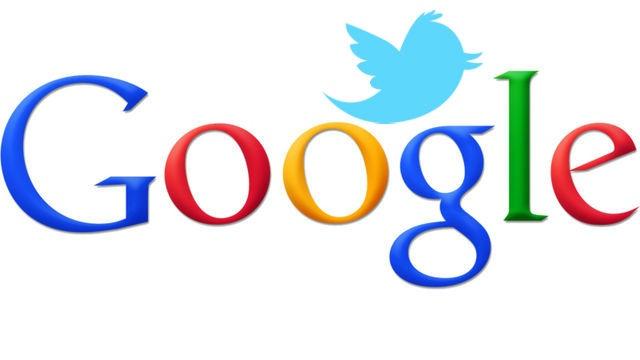 Google E Twitter, Accordo Per Portare I Tweet Tra I Risultati Di Ricerca