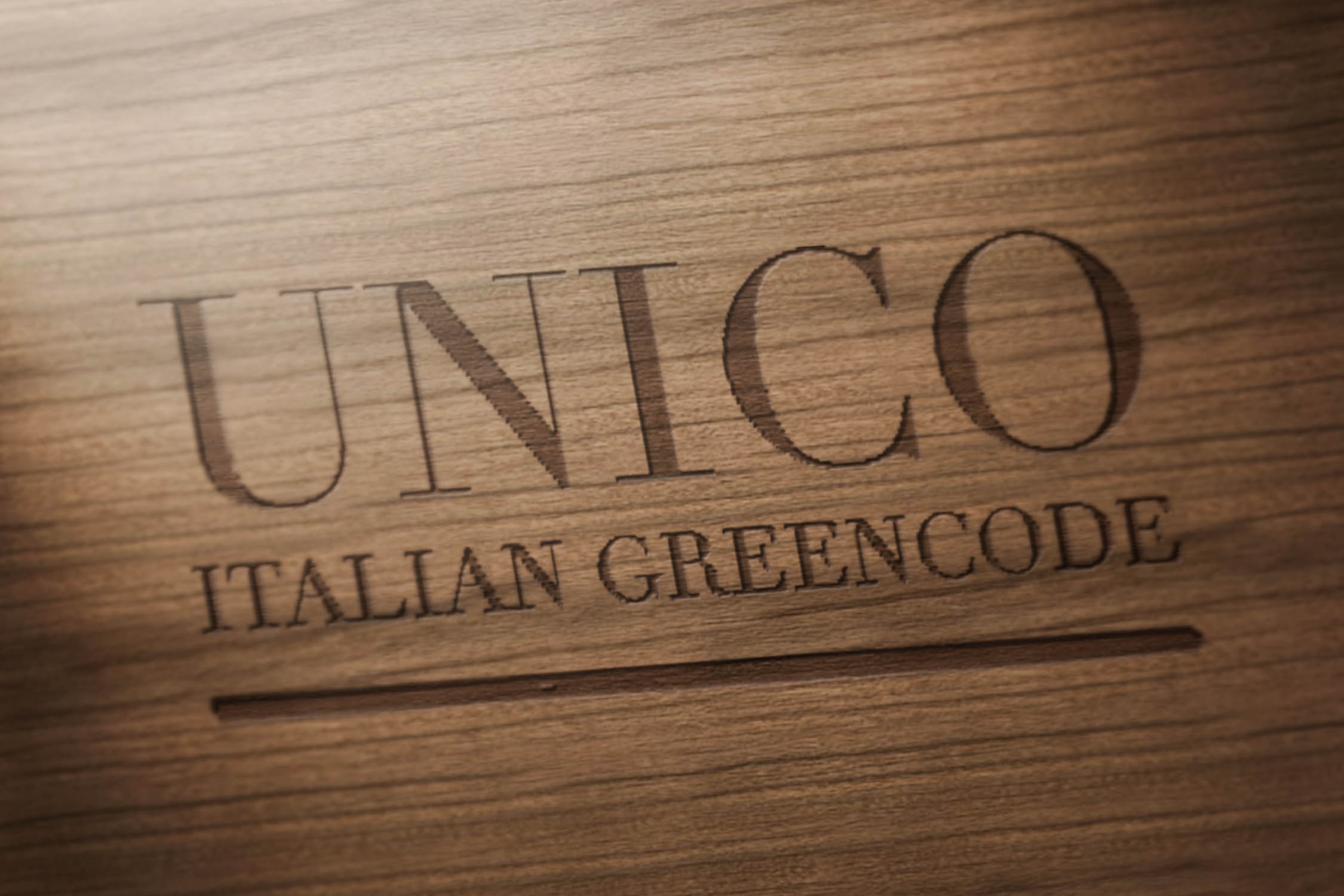 Logo Unico Green Code