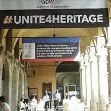 """""""#unite4heritage"""", Modena Aderisce Alla Campagna Unesco Contro Lo Scempio Dei Monumenti"""