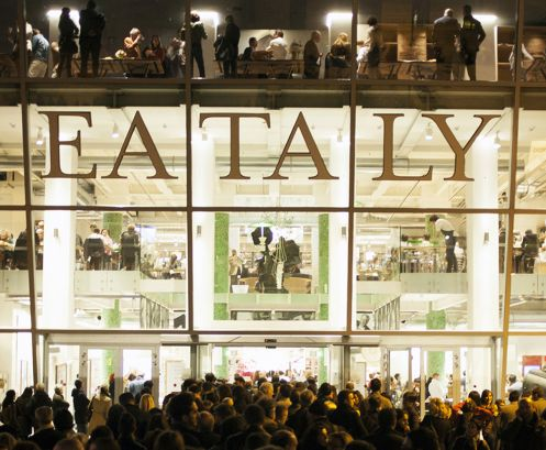 Eataly, Accordo Con Amazon Per La Consegna Veloce Di Pietanze Ordinate Con L'app Prime Now