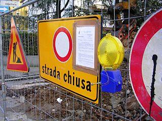 Via Di Lupicciano, Modifiche Alla Viabilità