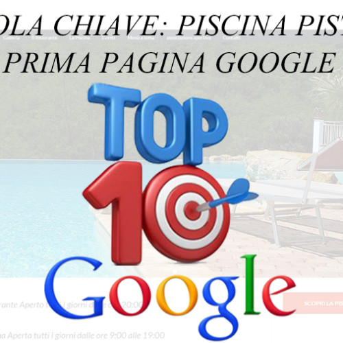 TOP 10 GOOGLE – LE FORRI CLUB