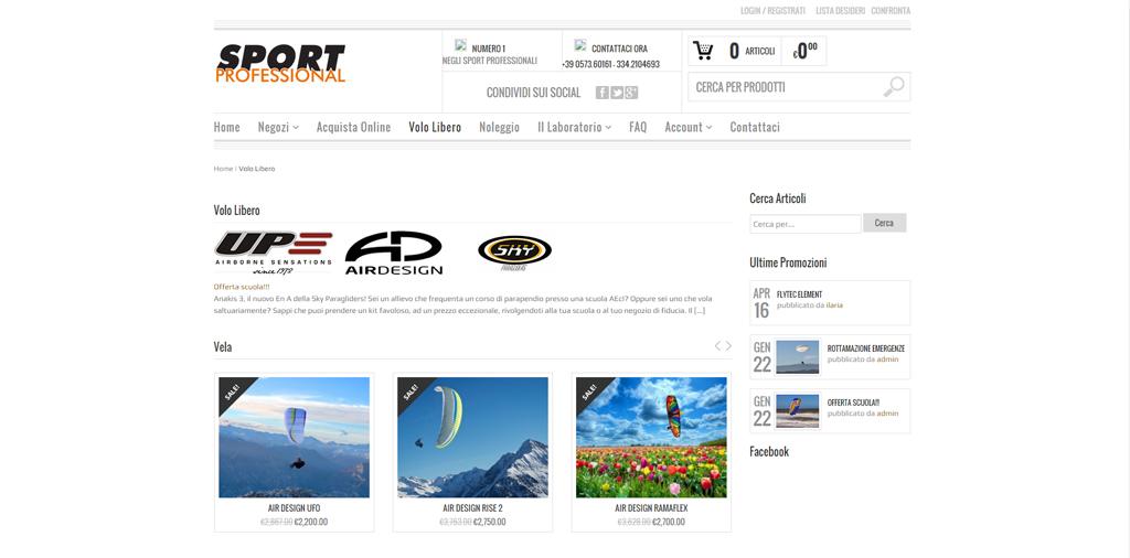 Sport Professional 4