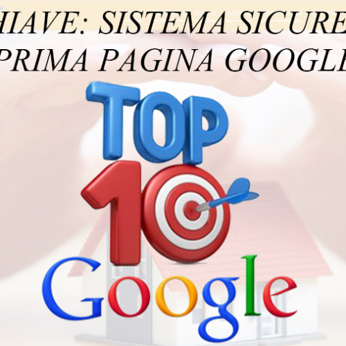 TOP 10 GOOGLE – TECNO SICUREZZA ITALIA
