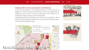 Macchina di santa Rosa - L'aggiornatissimo sito del comune