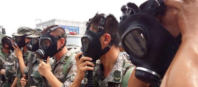 Cina, Oscurati I Siti Che Mostrano Il Disastro Di Tianjin