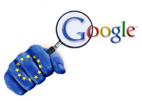 Google Commissione Europea 0815