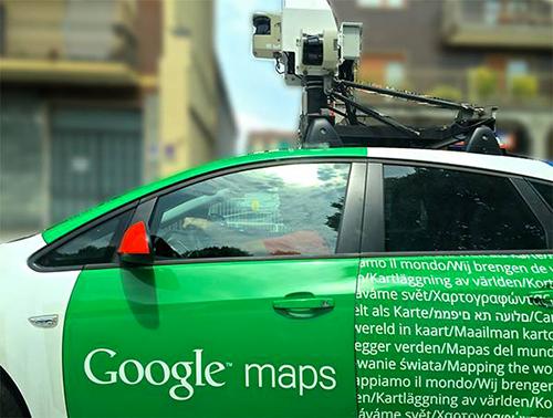 Le Auto Di Google Monitoreranno L'inquinamento Delle Nostre Città