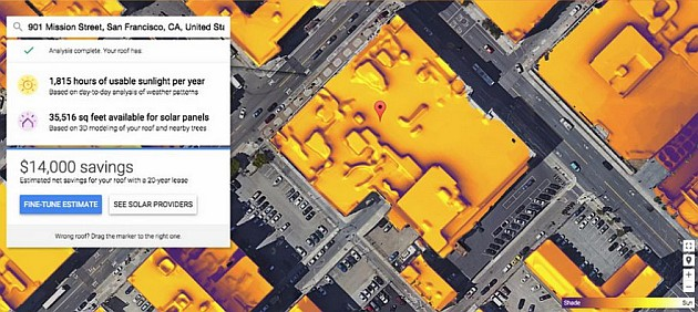 Google Project Sunroof: Google Ti Dice Dove Conviene Mettere I Pannelli Fotovoltaici