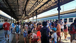 44 Treni Ritardo Attesa Passeggeri