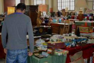 Nel Fine Settimana Torna Il Mercato Antiquario