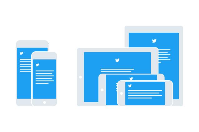 Twitter Presenta Il Nuovo Design Dei Pulsanti Per Siti Web