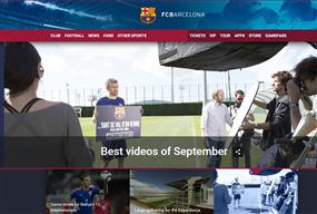 Classifica Dei Siti Web Dei Club Primo Il Barcellona La Juve E Terza