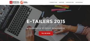 Talent Garden E Digital Magics Lanciano E-Tailers 2015: Concorso Per Le Startup Del Retail …