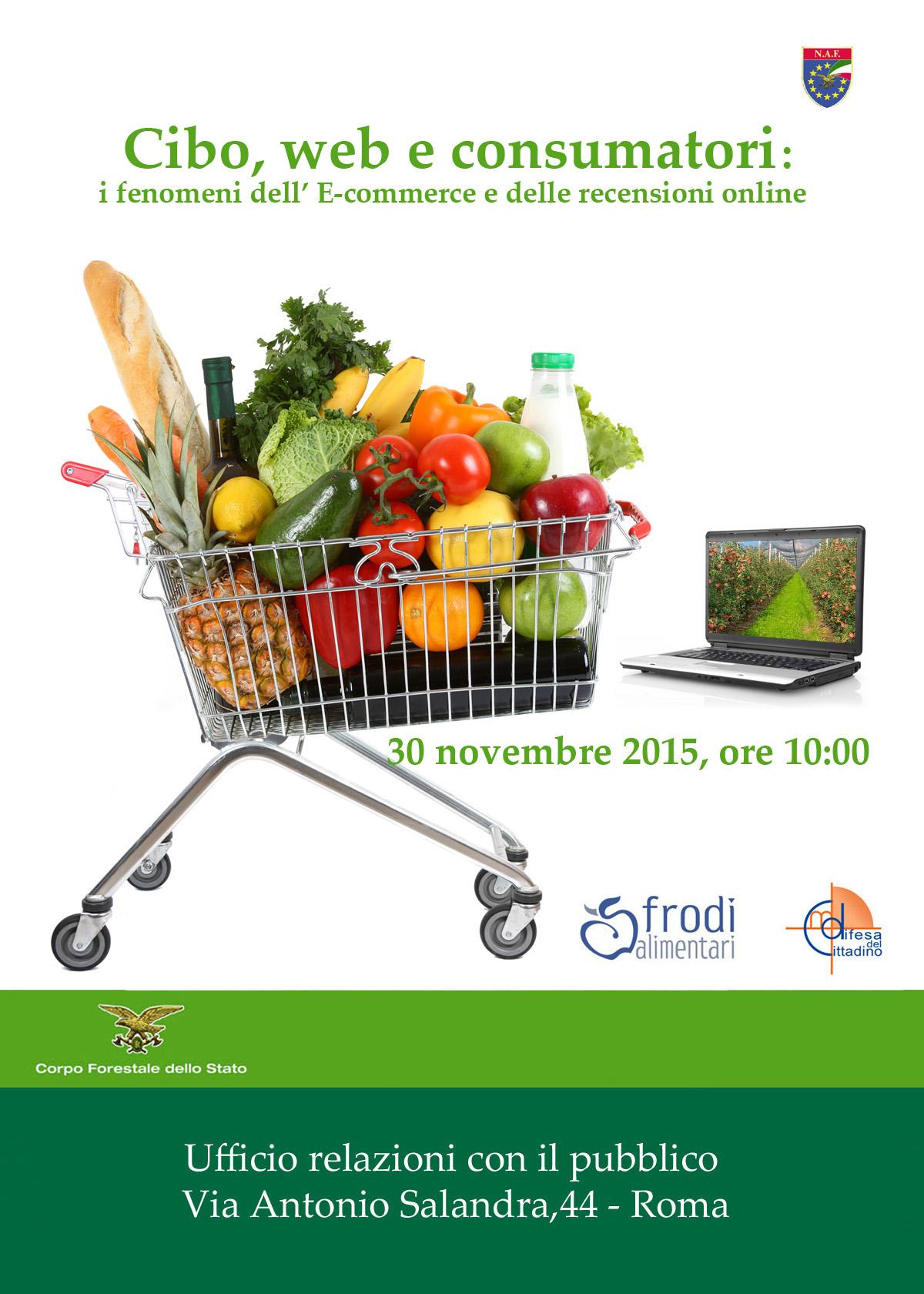 Cibo, Web E Consumatori: I Fenomeni Dell'e-commerce E Delle Recensioni Online