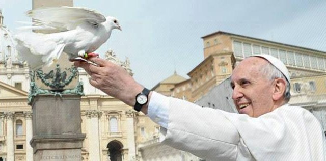 Il Papa Visita La Città: Attese 30mila Persone