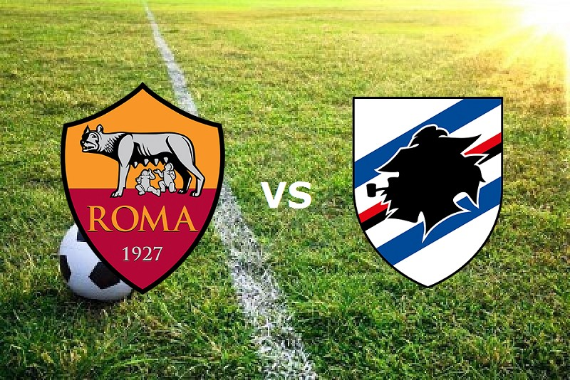 Roma Sampdoria Streaming. Siti Web. Dove E Come Vedere