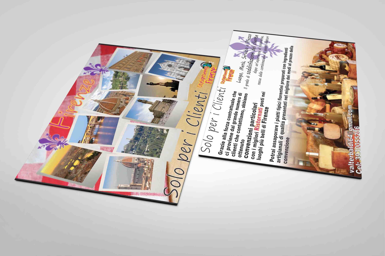 Brochure A4 Valter Baldi