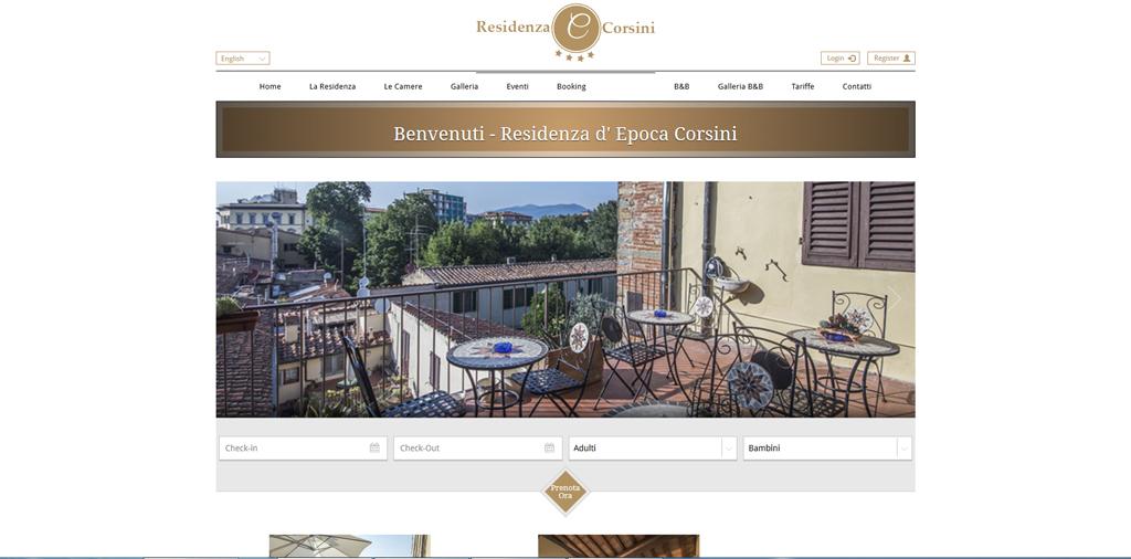 Residenza D'Epoca Corsini