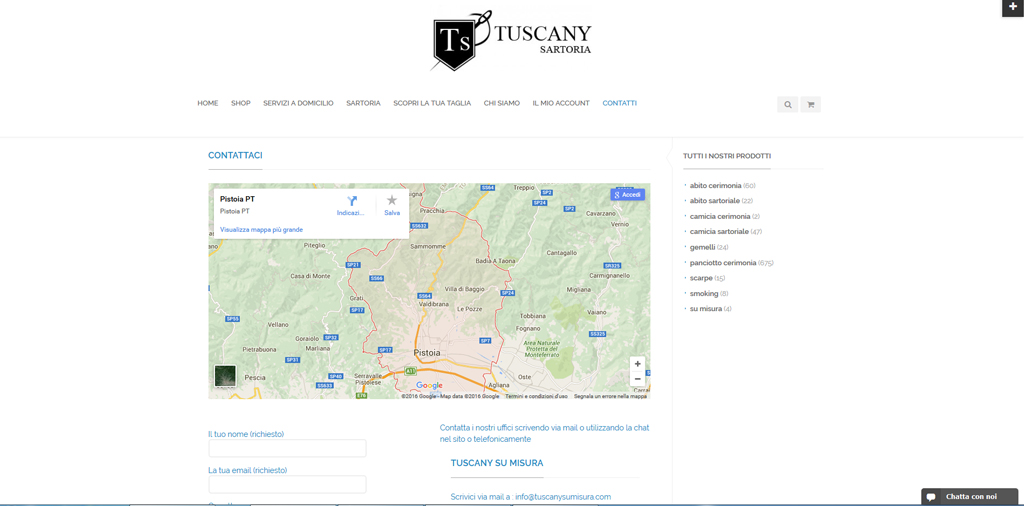 Tuscany Su Misura